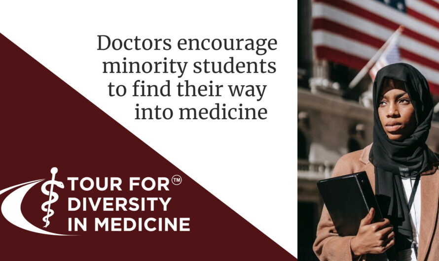 """Equal Opportunity, Diversity in Medicine: Interview with Brandi Freeman, MD, MS  from the initiative """"Tour for Diversity in Medicine"""" Part 1"""